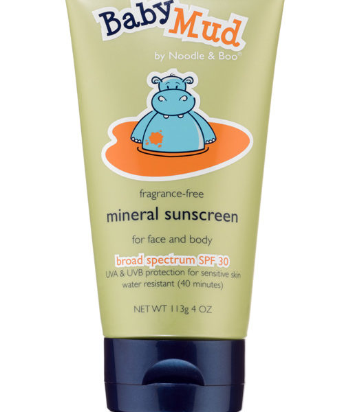 Baby Mud Sunscreen SPF 30