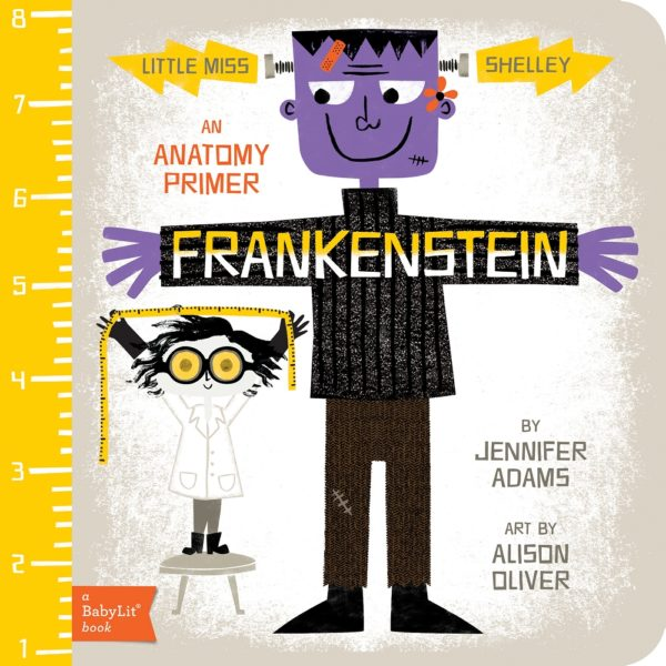 Little Miss Shelley: Frankenstein