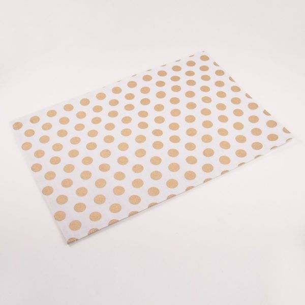 Gold Dot Placemat
