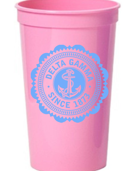 Sorority Old Style Classic Stadium Cup
