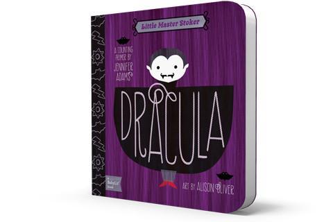 Baby Lit Dracula Book