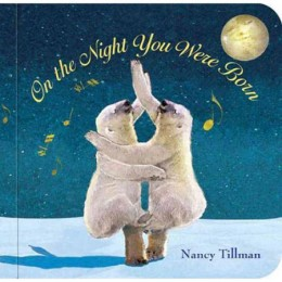 on the night you were born baby book