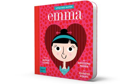 Little Miss Austen: Emma Book