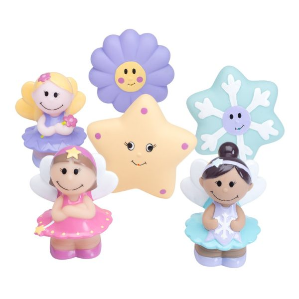 Elegant Baby Fairy Bath Squirties