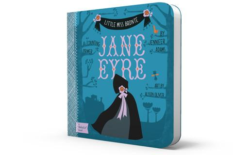 Little Miss Bronte: Jane Eyre Book