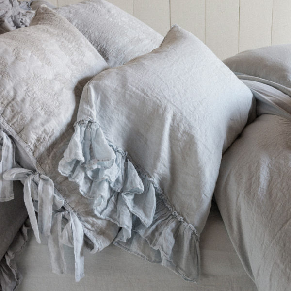 Bella Notte Pillowcase Linen Whisper