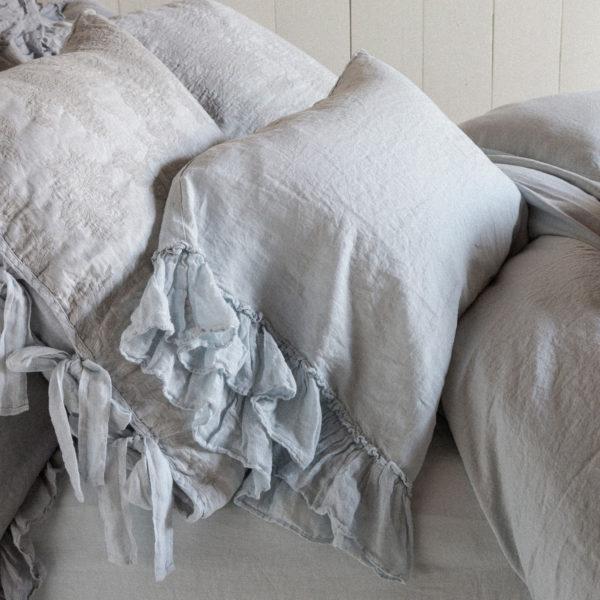 Bella Notte Pillowcase Linen Whisper
