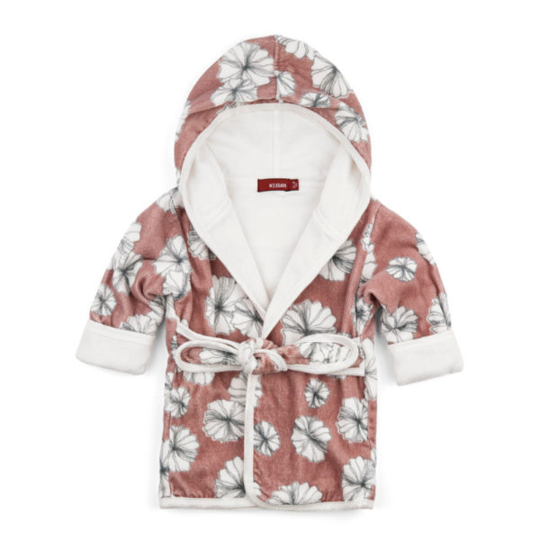 Milkbarn Hooded Robe