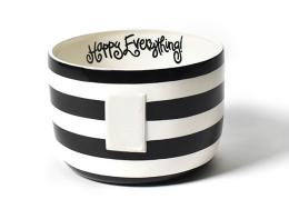 black stripe bowl