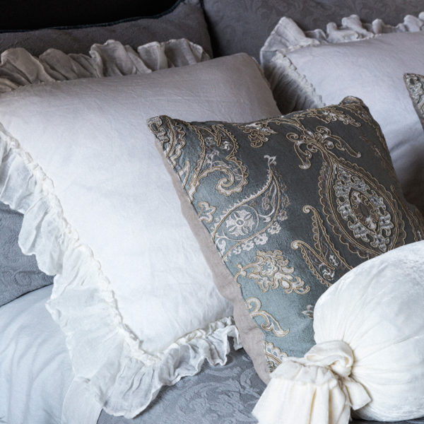 Bella Notte Pillow Sham Linen Whisper