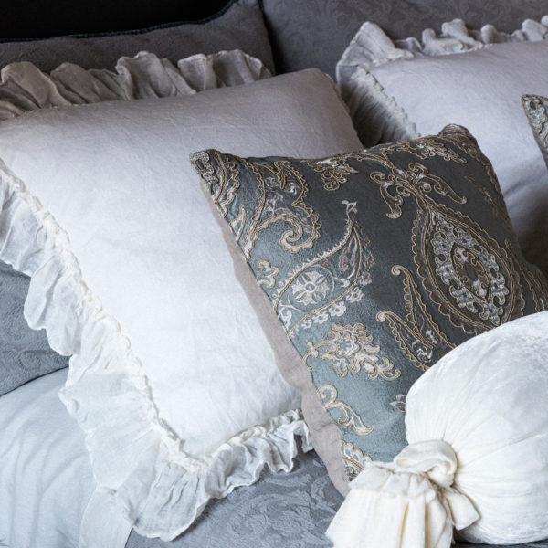 Bella Notte Pillow Sham Linen Whisper
