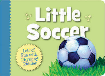 Little Soccer Book