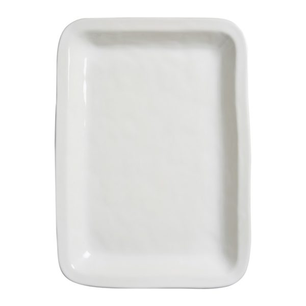 Juliska Puro Whitewash Rectangular Platter