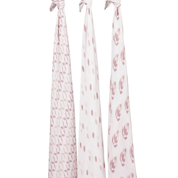 Aden + Anais Tuscan Twilight Bamboo Swaddle Set