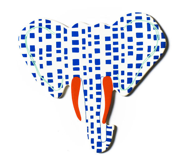 Happy Everything Elephant Big Attachment