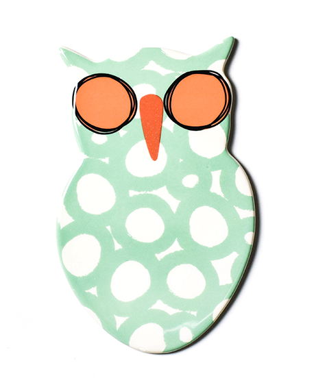 Happy Everything Owl Big Attachment