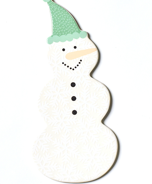 Happy Everything Snowman Mini Attachment