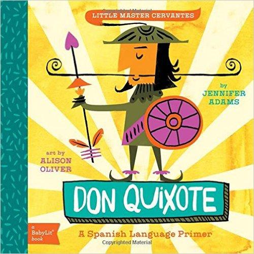 Little Master Cervantes: Don Quixote