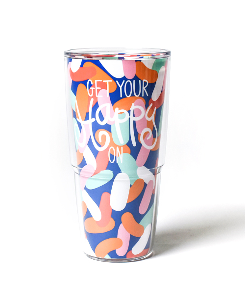 Happy Everything Get Your Happy On Tervis Tumbler
