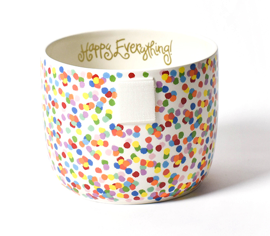 Happy Everything Toss Mini Bowl
