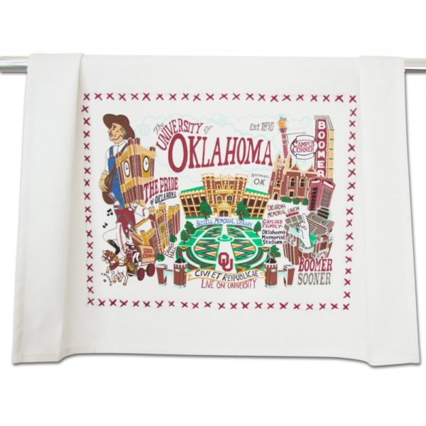 Catstudio Collegiate Collection Dishtowel