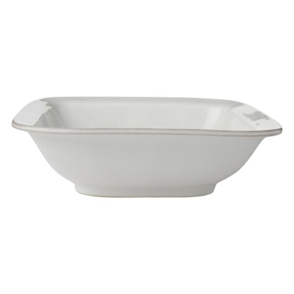 Juliska Puro Medium Rounded Square Serving Bowl