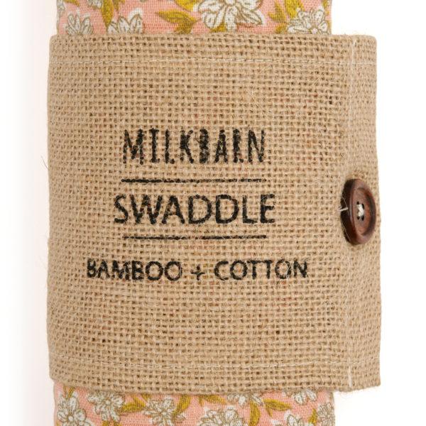 Milkbarn Bamboo Swaddle