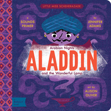 Little Miss Scheherazade: Aladdin And The Wonderful Lamp