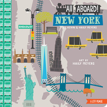 All Aboard! New York Book