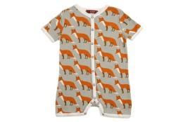 orange fox shortall