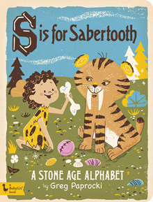 S Is For Sabertooth Book