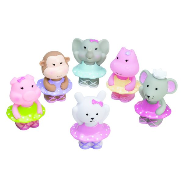 Elegant Baby Ballet Party Bath Squirties