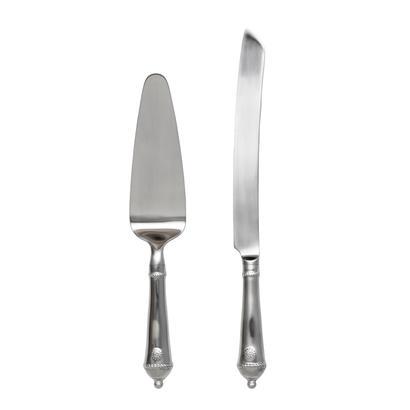 Berry & Thread Bright Satin Cake Knife/Server Set