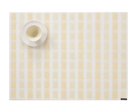 Chilewich Canary Stitch Placemat