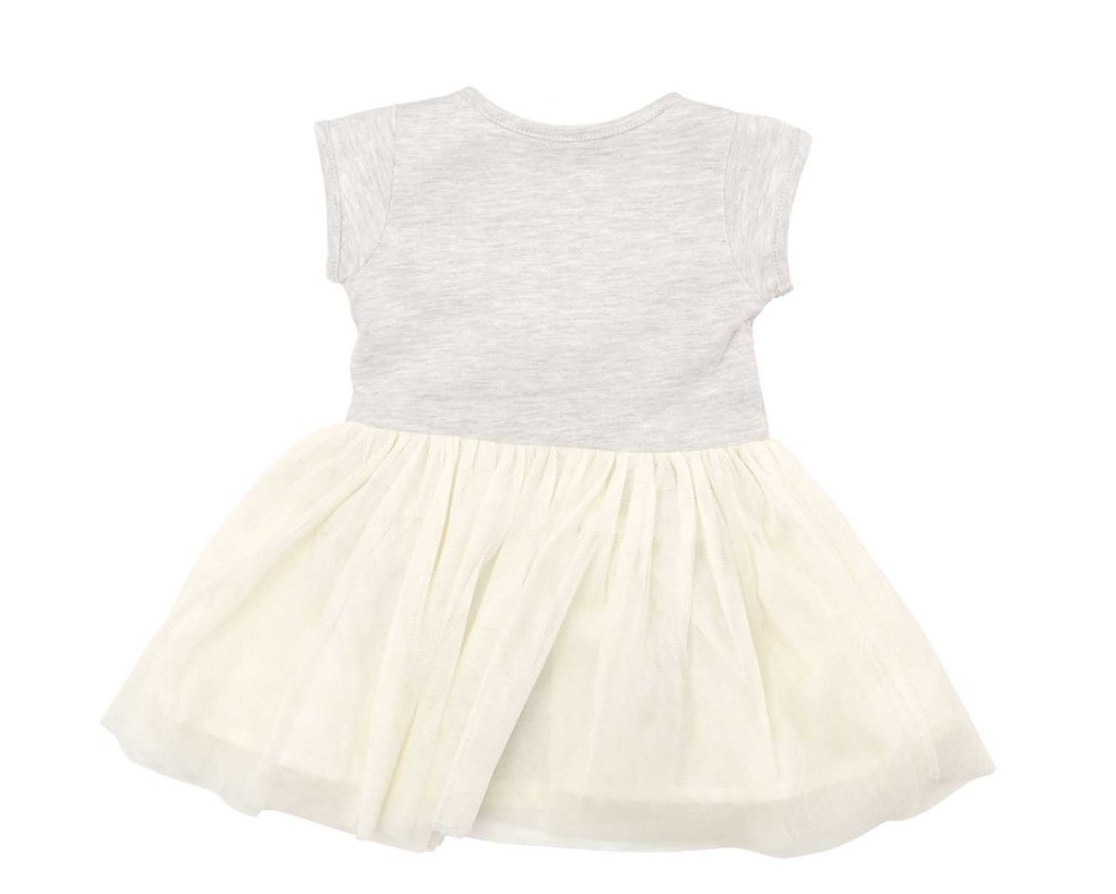 Elegant Baby Tutu Dress Tulips