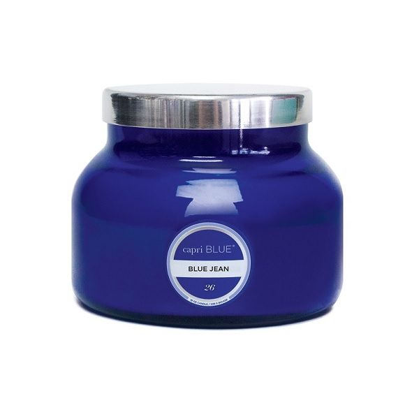 Capri Blue Jar Candle – Blue Jean