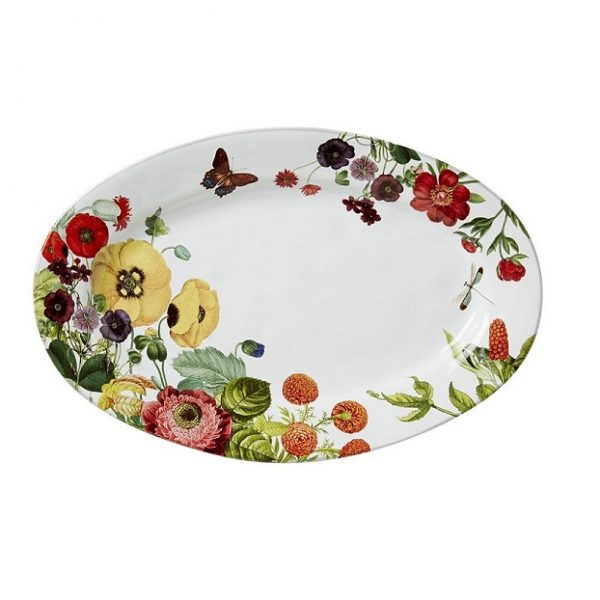 Juliska Field Of Flowers 15″ Platter