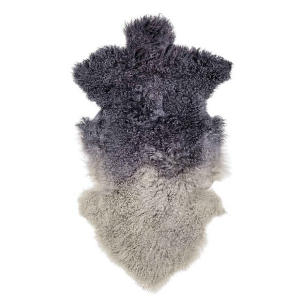 Tibetan Lambskin Rug