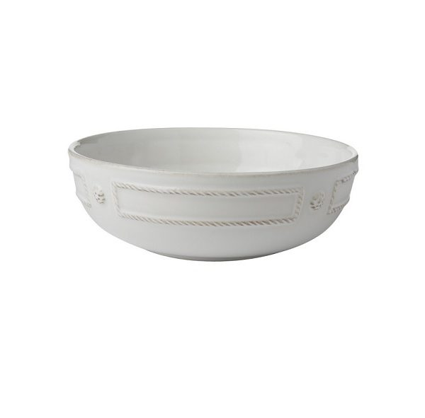 Juliska Berry & Thread French Panel Pasta Bowl