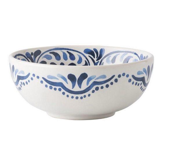 Juliska Iberian Journey Indigo Cereal Bowl