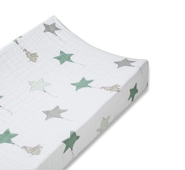Aden + Anais Up, Up And Away Changing Pad Cover