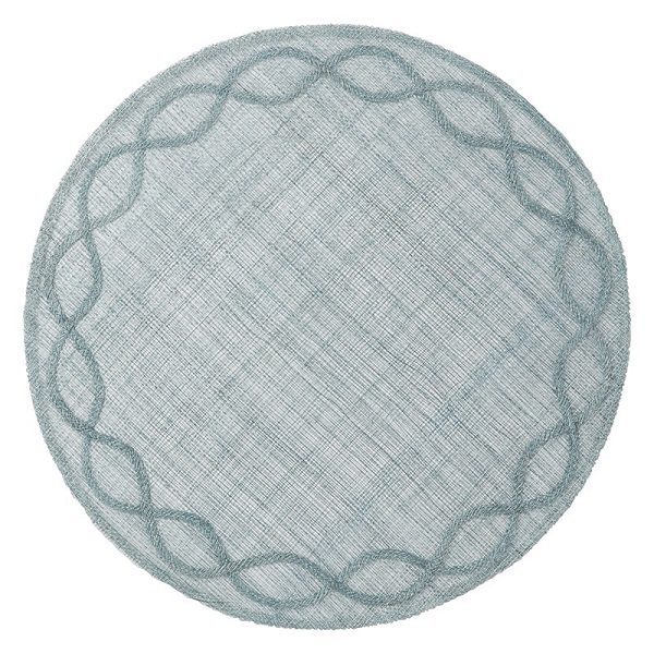 Juliska Tuileries Garden Ice Blue Placemat