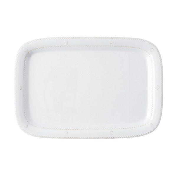 Juliska Al Fresco Berry & Thread Melamine 16″ Serving Platter