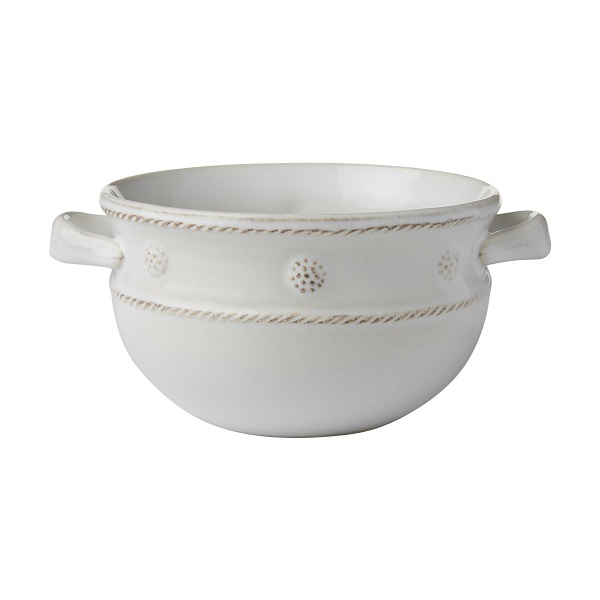 Juliska Berry & Thread Handled Soup Bowl