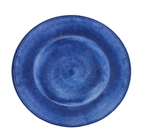 Le Cadeaux Campania Blue 16″ Melamine Platter