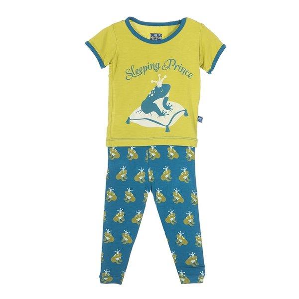 Kickee Pants Frog Prince Pajama Set