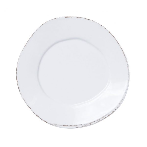Vietri Lastra Melamine Salad Plate