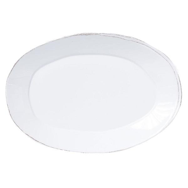 Vietri Lastra Melamine Oval Platter