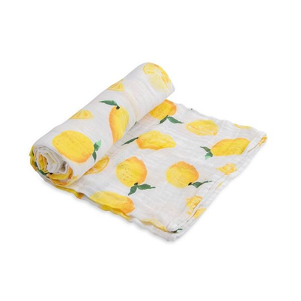 Little Unicorn Lemon Single Swaddle