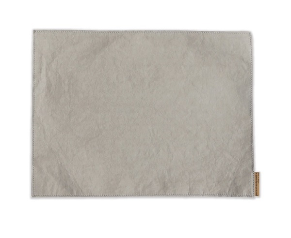 Vietri Gray Washed Placemat Set